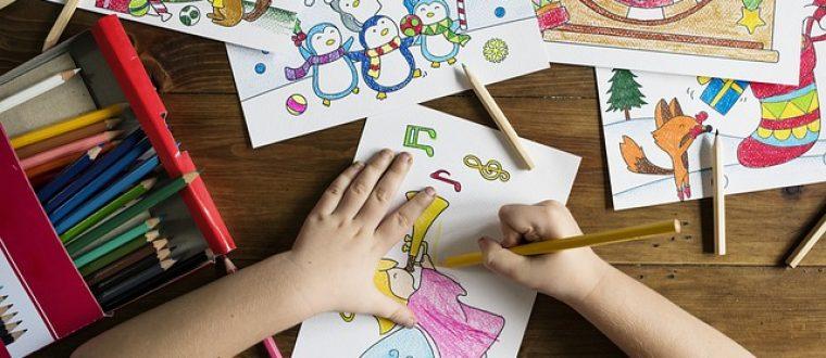 כללים ליצירה עם ילדים